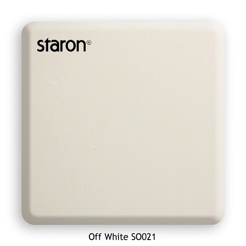 Staron - 01 Solids - BW010 (Bright White)